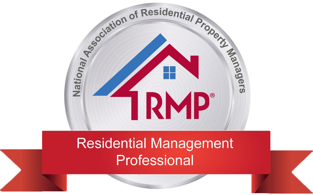 national association residential property managers member