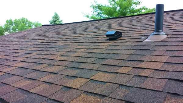 new home roof
