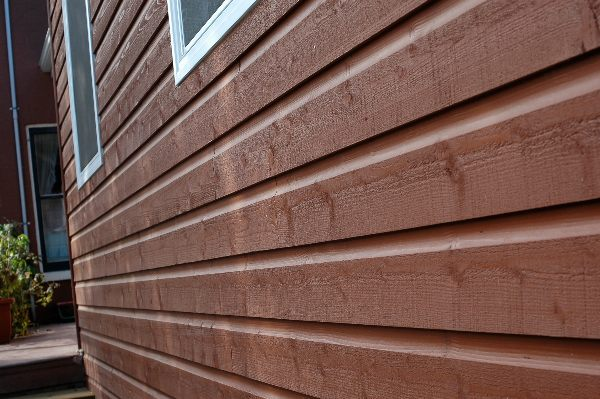 new wood siding services