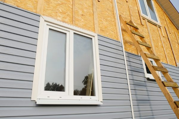 new vinyl siding services