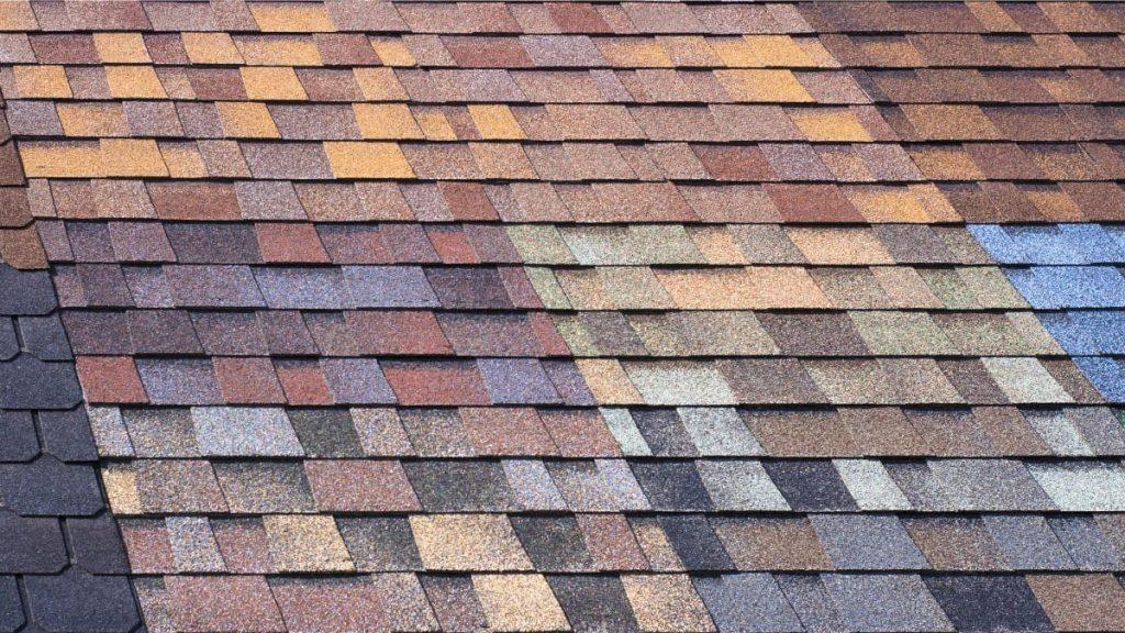 selecting best roof asphalt color
