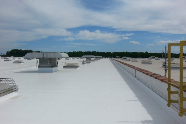 roof coating commercial